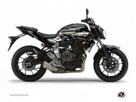 Kit Déco Moto Replica Yamaha MT 07 Marron