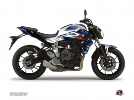 Yamaha MT 07 Street Bike Replica Graphic Kit Toniutti