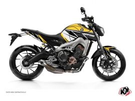 Kit Déco Moto Replica Yamaha MT 09 60th Anniversary