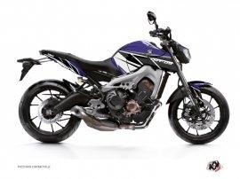 Kit Déco Moto REPLICA Yamaha MT 09 Bleu