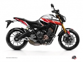Kit Déco Moto Replica Yamaha MT 09 Rouge