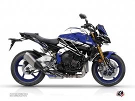 Kit Déco Moto Replica Yamaha MT 10 Bleu