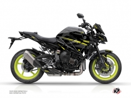 Kit Déco Moto Replica Yamaha MT 10 Noir Jaune
