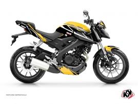 Kit Déco Moto Replica Yamaha MT 125 60th Anniversary