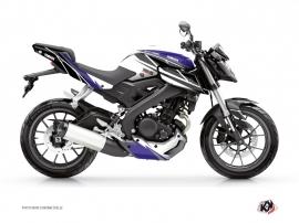 Kit Déco Moto Replica Yamaha MT 125 Bleu