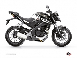 Kit Déco Moto Replica Yamaha MT 125 Marron