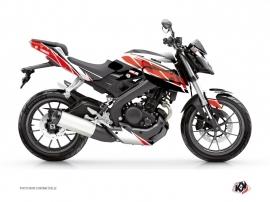 Kit Déco Moto Replica Yamaha MT 125 Rouge