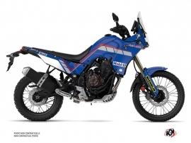 Yamaha TENERE 700 Street Bike Replica Peterhansel Graphic Kit