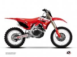 Kit Déco Moto Cross Replica Team Pichon K20 Honda 250 CRF