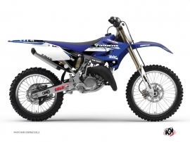 Yamaha 125 YZ Dirt Bike Replica Potisek Graphic Kit 2018