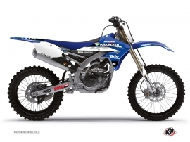 Yamaha 250 YZF Dirt Bike Replica Potisek Graphic Kit 2018