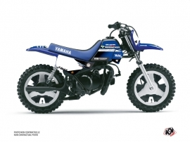 Kit Déco Moto Cross Replica Potisek Yamaha PW 50 2018