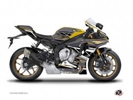 Kit Déco Moto Replica Yamaha R1 Marron