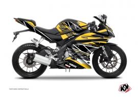 Kit Déco Moto Replica Yamaha R125 60th Anniversary