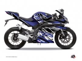Kit Déco Moto REPLICA Yamaha R125 Bleu