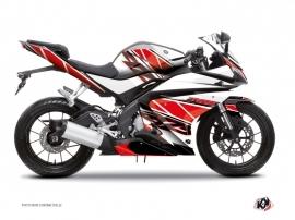 Kit Déco Moto Replica Yamaha R125 Rouge