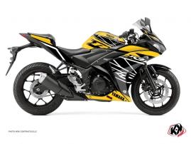 Kit Déco Moto Replica Yamaha R3 60th Anniversary