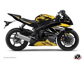 Kit Déco Moto Replica Yamaha R6