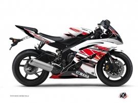 Kit Déco Moto Replica Yamaha R6 Rouge