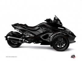 Kit Déco Hybride Stage Can Am Spyder RT Limited Noir Gris
