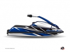 Yamaha Superjet Jet-Ski Replica Graphic Kit Blue