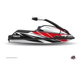 Kit Déco Jet Ski Replica Yamaha Superjet Rouge