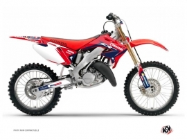 Kit Déco Moto Cross Replica Team Luc1 Honda 125 CR 2017