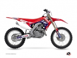 Honda 250 CRF Dirt Bike Replica Team Luc1 Graphic Kit 2017