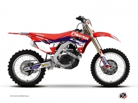 Honda 450 CRF Dirt Bike Replica Team Luc1 Graphic Kit 2018