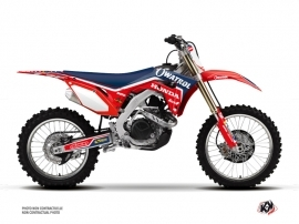 Honda 450 CRF Dirt Bike Replica Team Luc1 Graphic Kit 2019