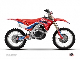 Honda 450 CRF Dirt Bike Replica Team Luc1 Graphic Kit 2020