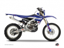 Kit Déco Moto Cross Replica Team Outsiders Yamaha 450 WRF 2016