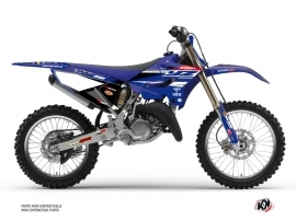 Yamaha 250 YZ Dirt Bike Replica Team Outsiders Graphic Kit 2018