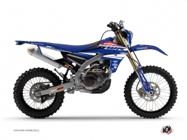 Yamaha 450 WRF Dirt Bike Replica Team Outsiders Graphic Kit 2018