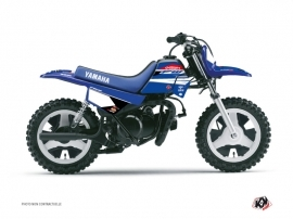 Kit Déco Moto Cross Replica Team Outsiders Yamaha PW 50 2018