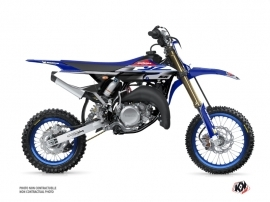 Yamaha 65 YZ Dirt Bike Replica Team Outsiders 2020 Graphic Kit