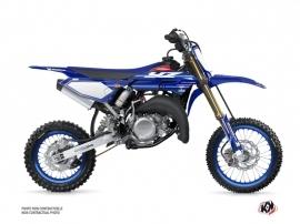 Yamaha 65 YZ Dirt Bike Replica Team Outsiders K21 Graphic Kit