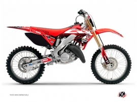 Graphic Kit Dirt Bike Honda 125 Cr Kutvek Kit Graphik