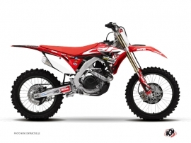 Honda 450 CRF Dirt Bike Replica Team SR Graphic Kit 2018-2019