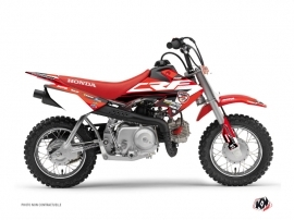 Honda 50 CRF Dirt Bike Replica Team SR 2018-2019 Graphic Kit