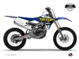 Kit Déco Moto Cross Replica Yamaha 450 YZF TIP TOP LIGHT
