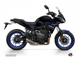 Kit Déco Moto Replica Yamaha TRACER 700 Noir Bleu