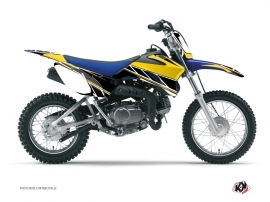 Kit Déco Moto Cross Replica Yamaha TTR 110 Jaune