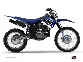 Kit Déco Moto Cross Replica Yamaha TTR 125 Bleu