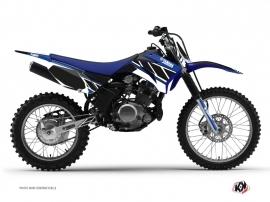Kit Déco Moto Cross Replica Yamaha TTR 125 Bleu
