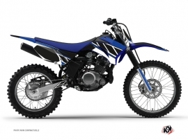 Yamaha TTR 125 Dirt Bike Replica Graphic Kit Blue