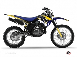 Yamaha TTR 125 Dirt Bike Replica Graphic Kit Yellow