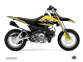 Kit Déco Moto Cross Replica Yamaha TTR 50 Jaune