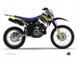 Kit Déco Moto Cross Replica Yamaha TTR 90 Jaune