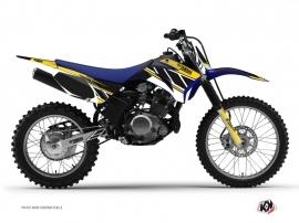 Kit Déco Moto Cross Replica Yamaha TTR 90 Jaune
